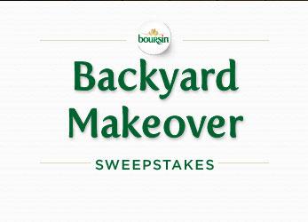 Backyard Makeover Contest; Win a $33,000 Yard Renovation ...