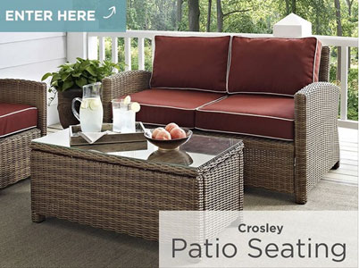 Win a Patio Seating worth $959 - Win A Patio Seating Worth $959 - Sun Sweeps