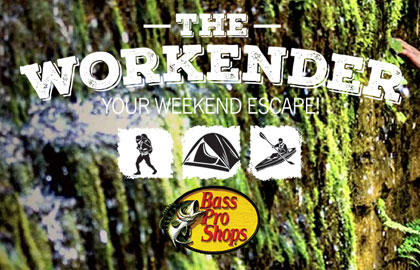Bass Pro Shops Workender Go Outdoors Sweepstakes