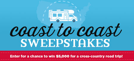Country Living Go RVing Sweepstakes