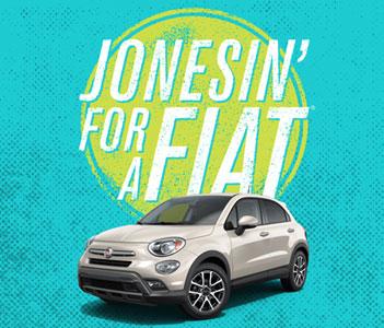 Jones Soda Jonesin for a Fiat Contest