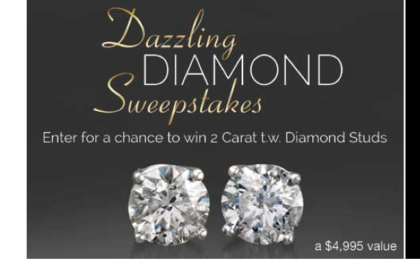 Ross-Simons Dazzling Diamond Sweepstakes