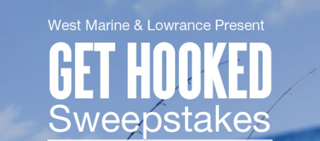 West Marine Lawrence Get Hooked Sweepstakes