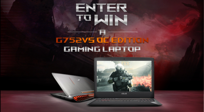 ASUS Republic of Gamers Pascal Giveaway