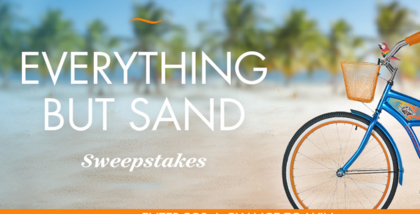 Norwegian Cruise Lines Everything But Sand Sweepstakes