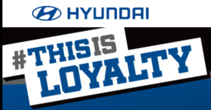 Hyundai This Is Loyalty Sweepstakes