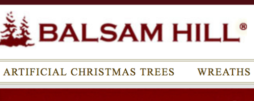 Balsam Hill Deck Your Halls Sweepstakes