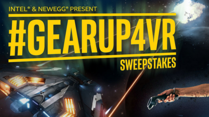 Newell GEARUP4VR Giveaway