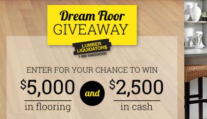 Diy Network Lumber Liquidators Dream Floor Giveaway
