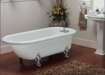 vintage tub bath makeover sweepstakes - Bathroom Makeover Contest