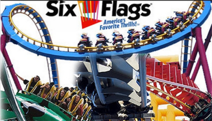 six flags sweepstakes