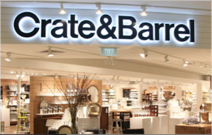 Crate And Barrel Fan Cave Sweepstakes
