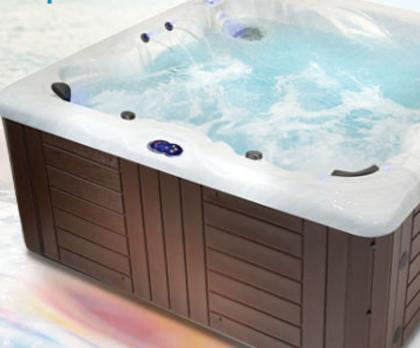 Win a hot tub