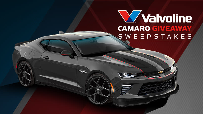 Beauty giveaways 2018 chevy