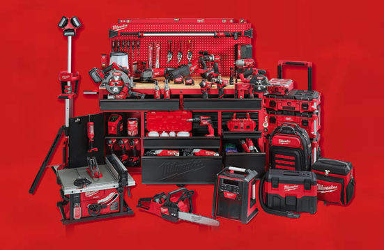 Milwaukee Tools Be a Stud on the Jobsite $10,000 Giveaway
